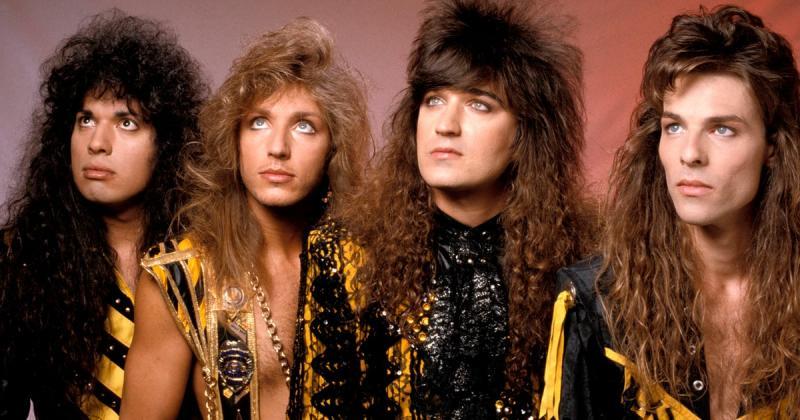 Jauh dari Kata Seram Cover Album Band Metal 80anJustru Lucu