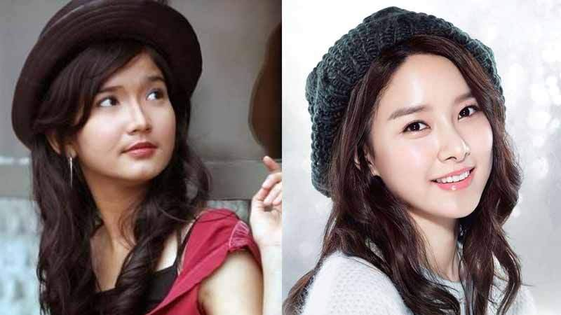 7 Public Figure Indonesia Ini Punya Kembaran di Korea Selatan