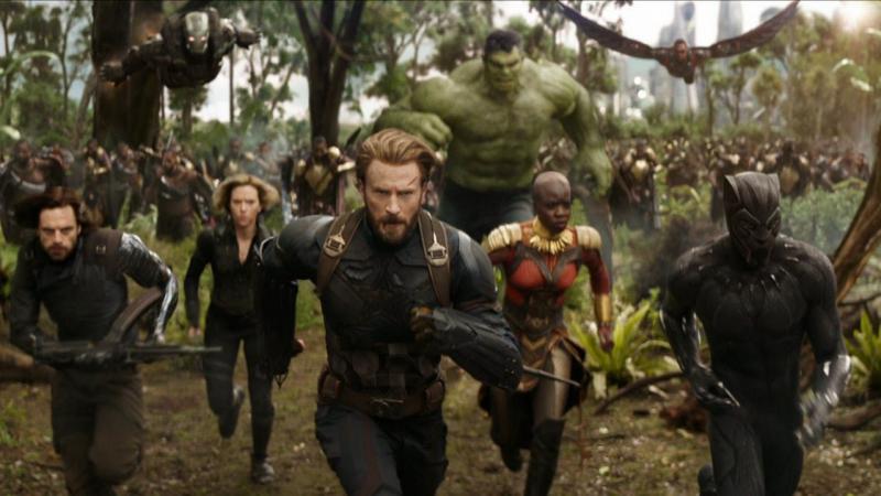 Kenalan Dengan Ronny Gani dan Renald Taurusdi Animator The Avengers Infinity War Asal Indonesia Yuk