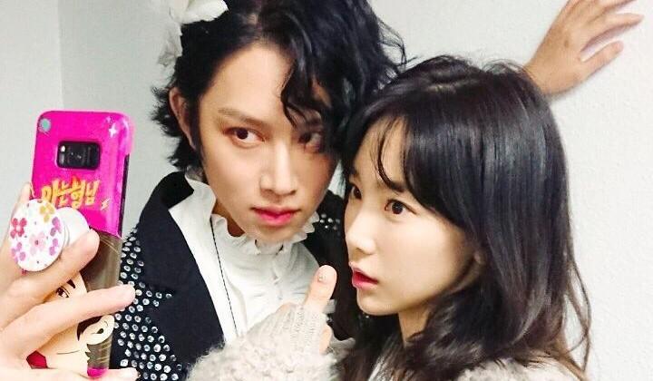 Kekompakan Persahabatan Artis Korea Cewek dan Cowok Bikin Iri Penggemar