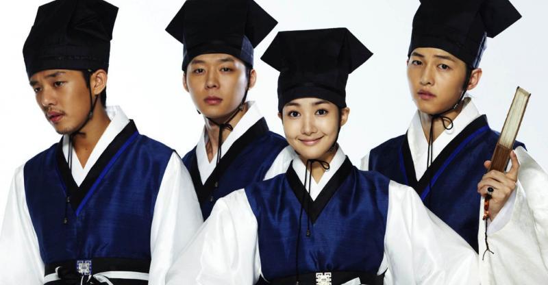 Bagian 1 Deretan Selebriti Korea Selatan yang Pernah Mengenyam Pendidikan di Universitas Sungkyunkwan