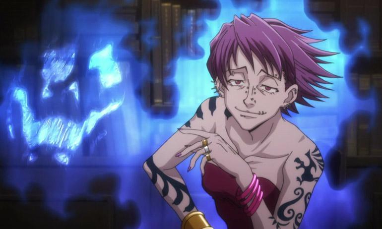 Sama-Sama Tenaga Dalam Tapi Tiap Anime Memiliki Sebutan yang Berbeda
