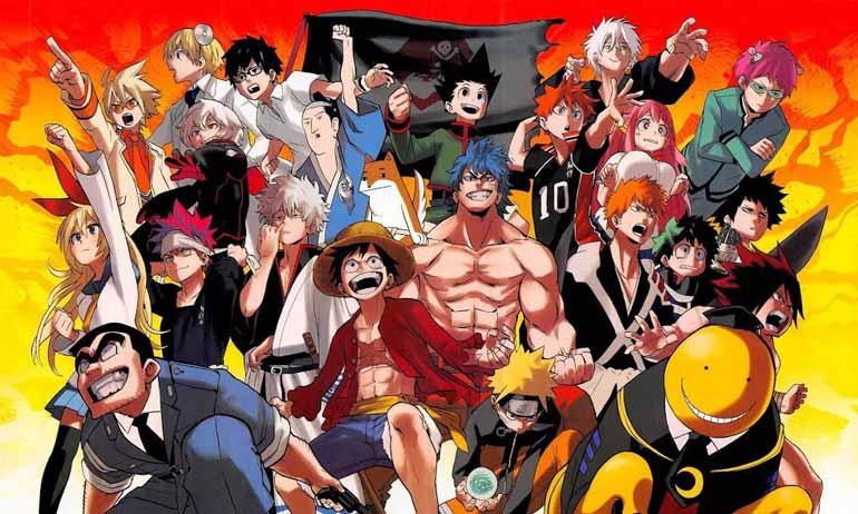 Mari Pahami Bersama Hal-Hal yang Harus Ada Pada Karakter Utama Shonen Jump