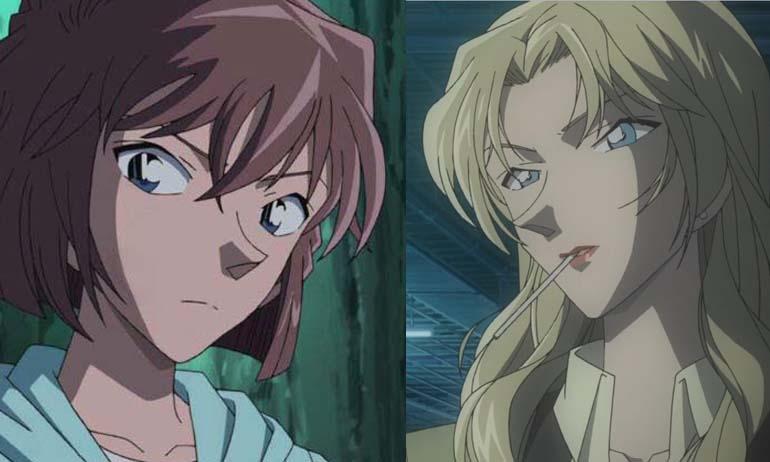 Ini Dia Para Karakter Cewek Tercantik di Serial Detective Conan