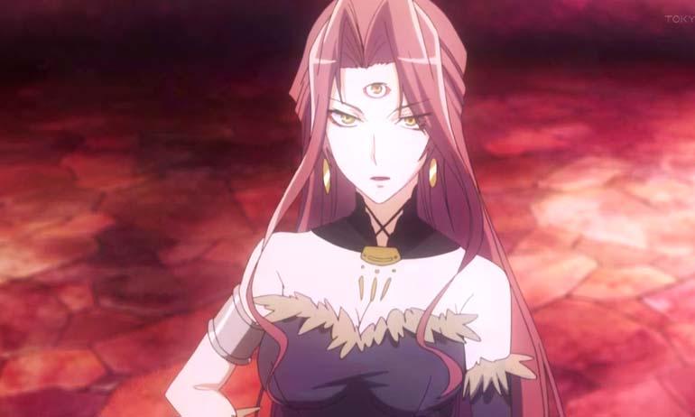 Inilah Para Pemilik Mata 3 di Anime Paling Keren