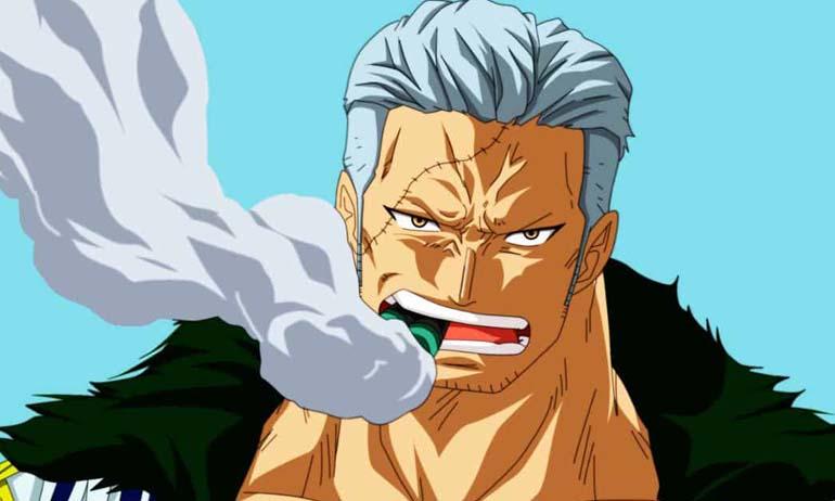 7 Karakter One Piece Ini Perokok Berat Ada yang Seksi Juga Ternyata