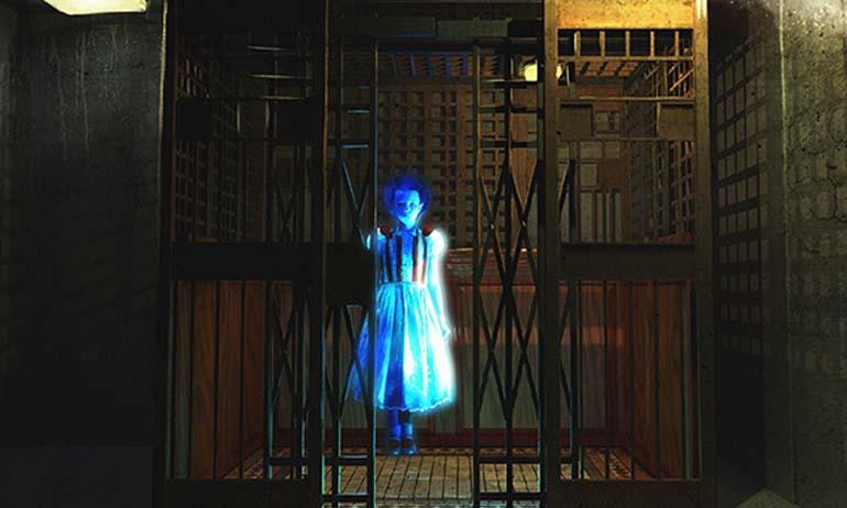 Ritual Elevator Game Cara untuk Pergi ke Dunia Lain dengan Naik Elevator