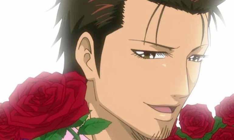 Punya Kumis dan Jenggot Karakter Anime Ini Tetap Terlihat Ganteng