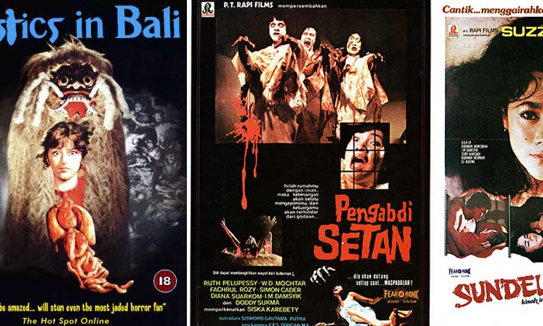 Berani Nonton Inilah Daftar Film Horor Jadul Paling Nyeremin di Indonesia