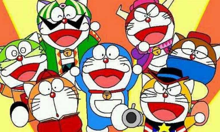 Sudah Tahu Jika Doraemon Banyak Jenisnya Inilah 7 Dora Paling Unik yang Tersebar di Berbagai Negara