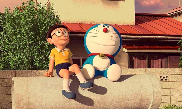 Ada Apa dengan Pipa di Lapangan Bermain Doraemon Kamu Harus Tahu Faktanya