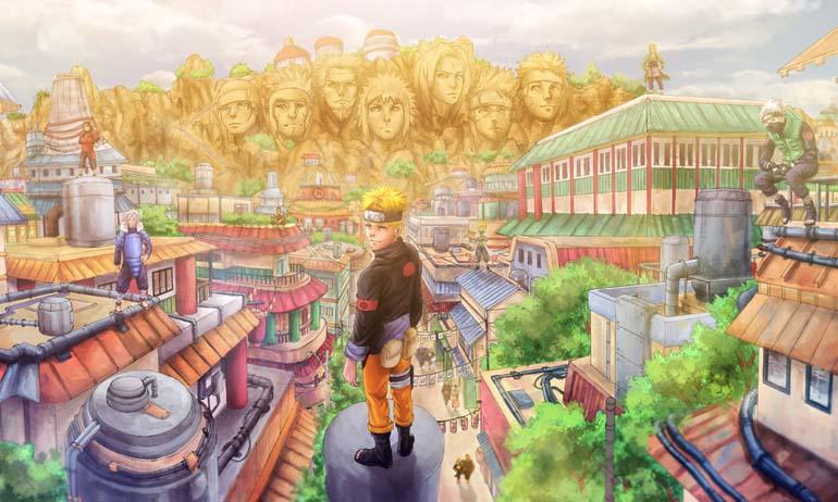 Wisata ke Konoha Tempat-Tempat Inilah yang Patut Kamu Kunjungi