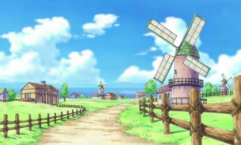 Inilah Fakta-Fakta Menarik Pulau Dawn Kampung Halaman Luffy yang Mengawali Segalanya
