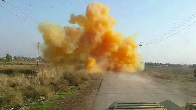 Ngeri 5 Senjata Kimia Ini Sangat Berbahaya dan Mematikan