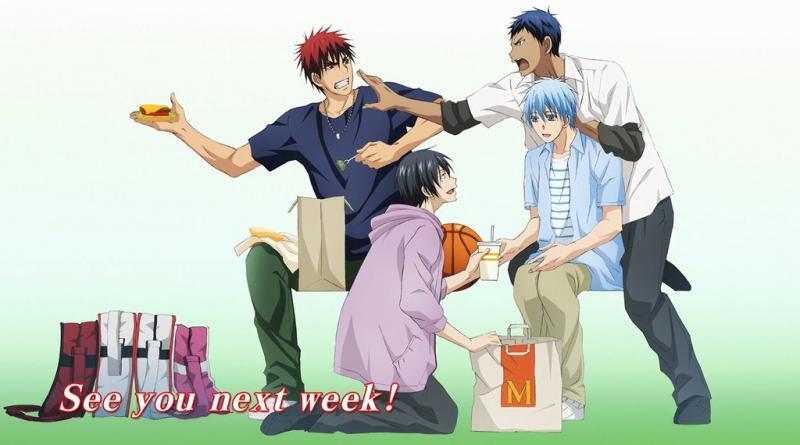 Wow 7 Pasangan BL dari Anime Kuroko no Basuke Ini Paling Disukai Fans
