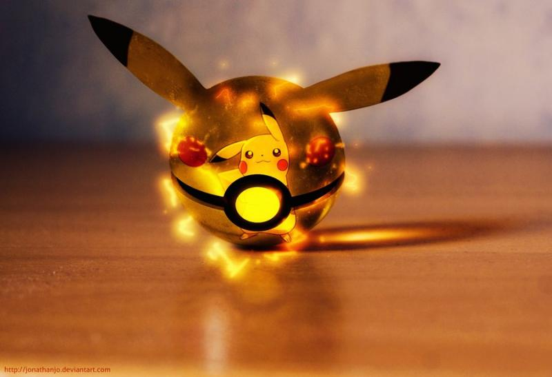 Lucunya Kehidupan Para Pokemon di Dalam Pokeball