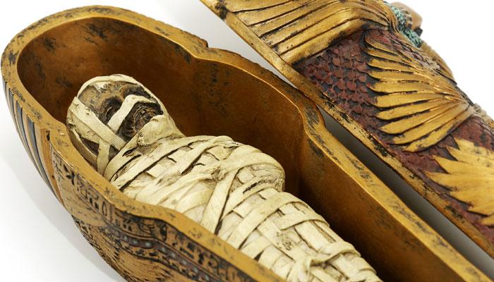 Seperti Inilah Seramnya Proses Pembuatan Mumi Mesir Kuno
