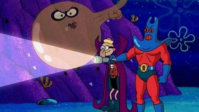 Tidak Hanya Plankton Para Tokoh di SpongeBob Squarpants Ini Pun Merupakan Penjahat Berbahaya