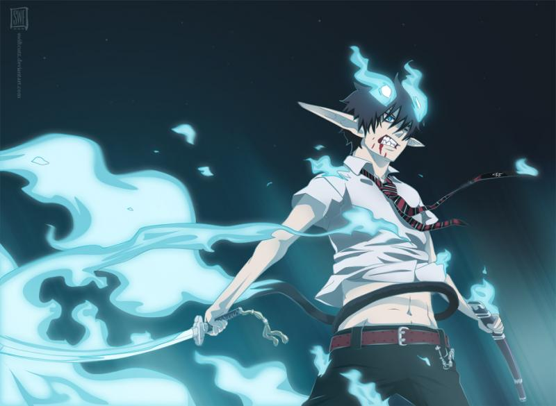 Awas Panas Membara 5 Tokoh Anime Ini Paling Jago Main Api