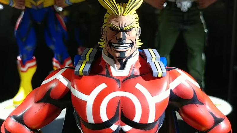 Pahlawan Pembela Kebenaran Inilah 5 Karakter Superhero Terbaik di Anime