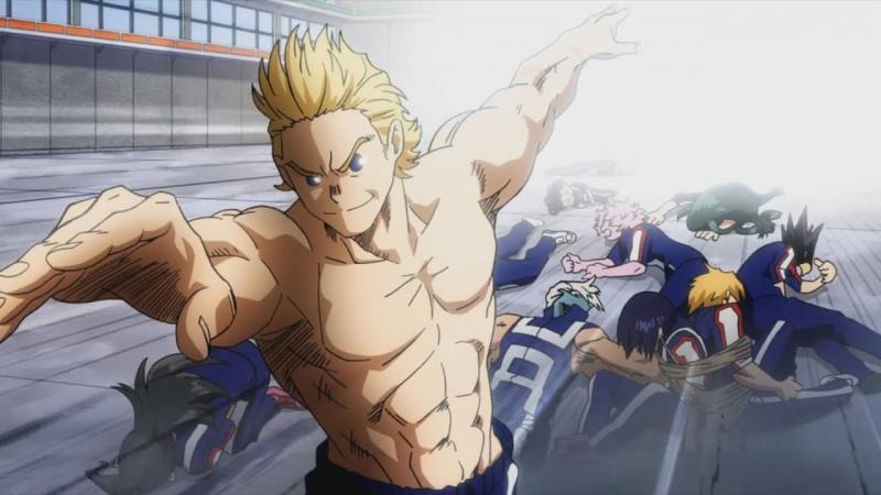 5 Pertempuran Satu Sisi di Anime Dimana Lawan Terlalu Kuat