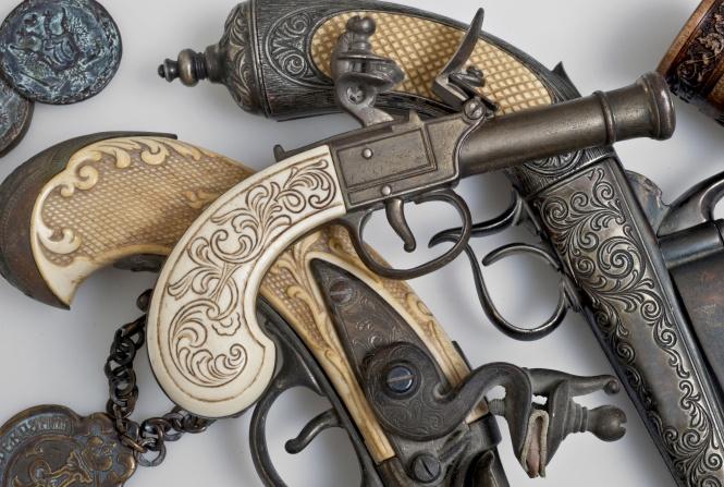 Inilah Daftar 5 Senjata Kuno Paling Mematikan Sangat Ampuh Untuk Memenangkan Peperangan Tempo Dulu