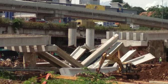 Menelan Korban 4 Kontruksi Jalanan Indonesia Ini Ambruk di Saat-Saat Pembangunan