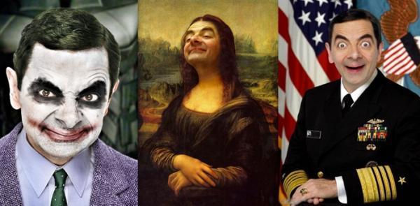 Ngakak inilah Jadinya Jika Beberapa Tokoh Dunia Ini Di Perankan Oleh Mr Bean