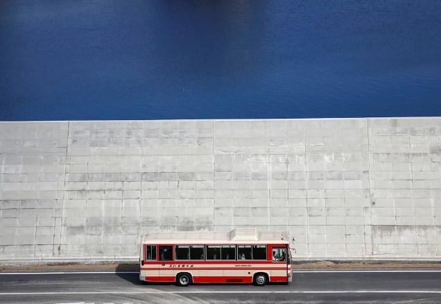 Lihat Betapa Kokohnya Dinding Anti Tsunami Di Negara Jepang Apakah Akan Efektif