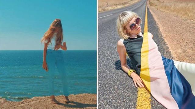 9 Potret Ini Tunjukan Keserasian yang Sangat Sempurna Sekilas Menipu Setiap Pasang Mata yang Melihatnya
