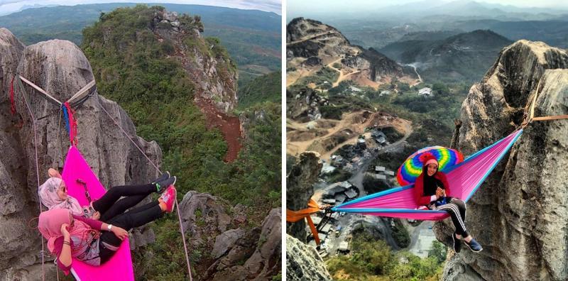 WOW Wisata Melayang Ini Siap Memicu Adrenalinmu No 2 Di Atas Awan