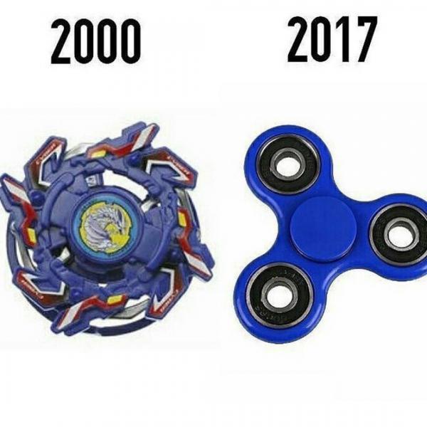 mainan yang mengalami evolusi haha