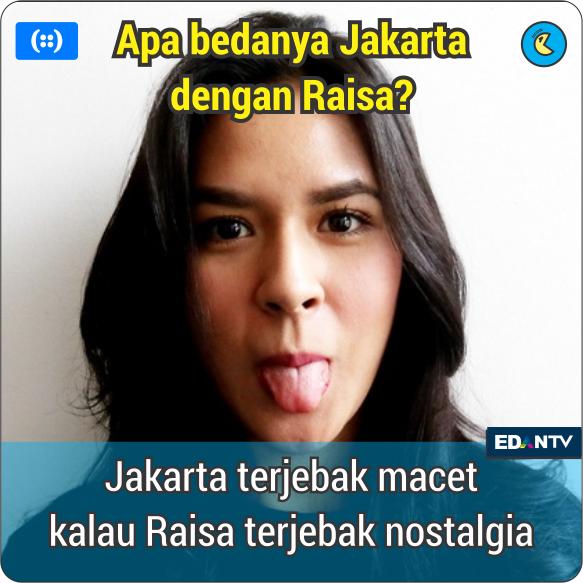 Tau gak bedanya Jakarta sama Raisakwikkunbsplucunbspmemecomicnbspedannbspngakaknbspanjay