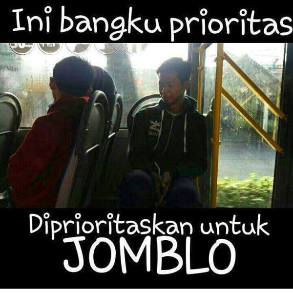 JOMBLO JOMBLO AMAAAT BRAYY