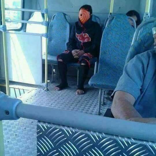 CAKRA Habis Jadinya naik Bis